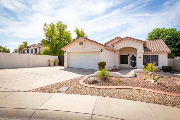 6645 W CARIBE Lane, Glendale, AZ 85306