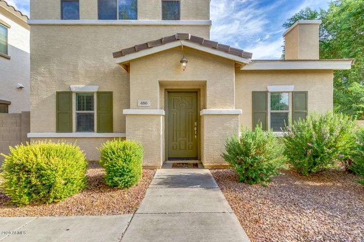 486 N CITRUS Lane, Gilbert, AZ 85234