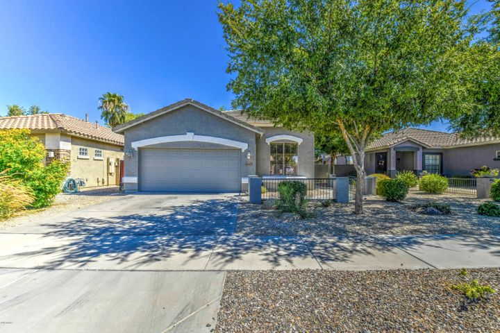 21430 E Calle De Flores Court, Queen Creek, AZ 85142