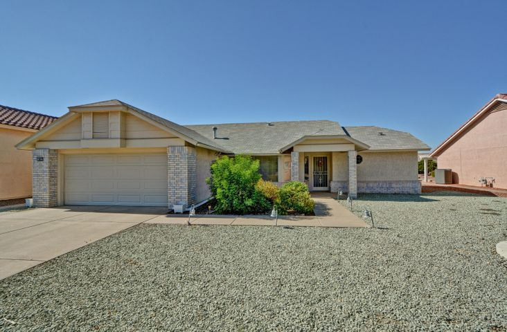 14821 W BLUE VERDE Drive, Sun City West, AZ 85375