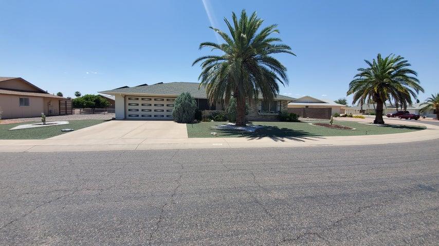 9707 W DESERT HILLS Drive, Sun City, AZ 85351