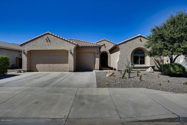 18172 W LAS PALMARITAS Drive, Waddell, AZ 85355