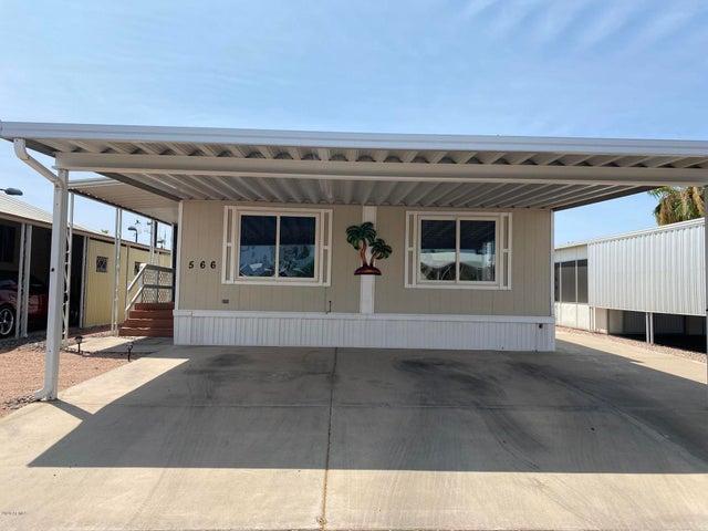 4065 E UNIVERSITY Drive, 566, Mesa, AZ 85205