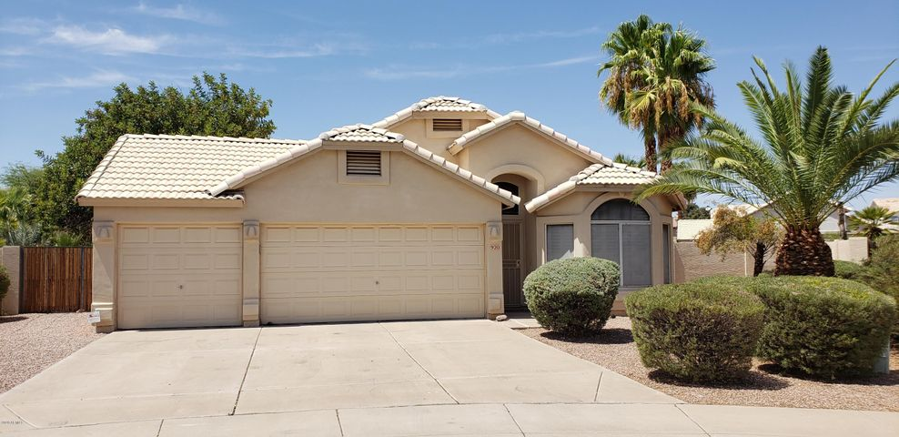 920 E ORCHID Lane, Chandler, AZ 85225