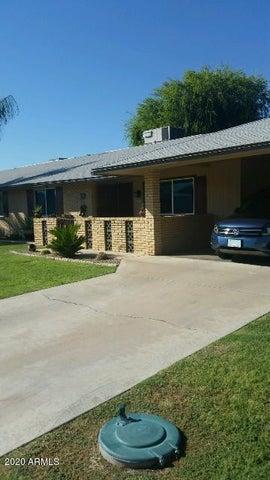 10123 W CANDLEWOOD Drive, Sun City, AZ 85351