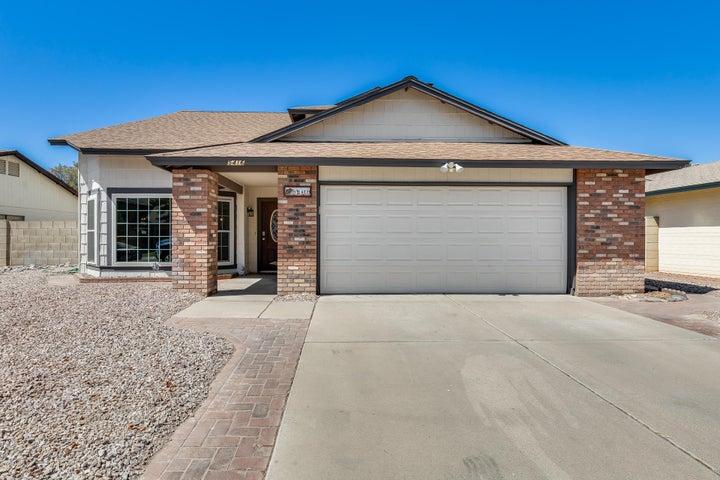 5416 W DESERT HILLS Drive, Glendale, AZ 85304