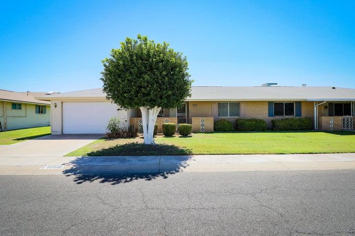 10516 W SARATOGA Circle, Sun City, AZ 85351