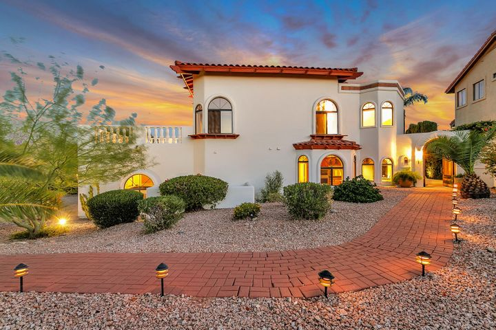 You've found your Mediterranean oasis in Fountain Hills.