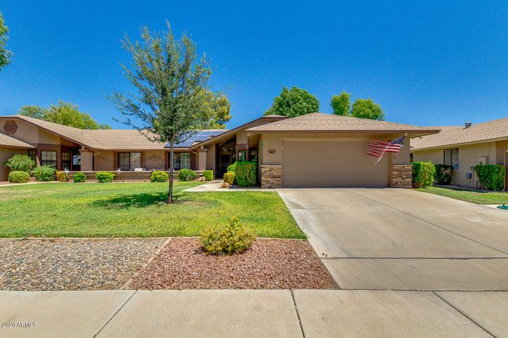 12966 W Ballad Drive, Sun City West, AZ 85375