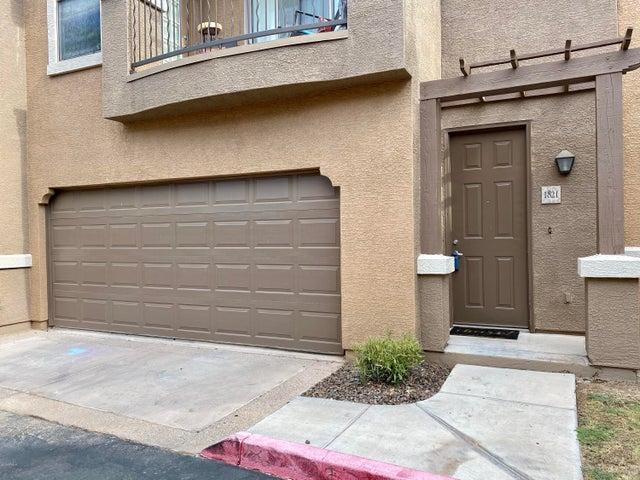 Front Door Entry & 2 Car Garage