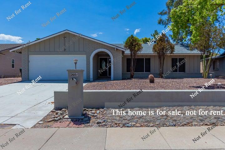 2601 E MARILYN Road, Phoenix, AZ 85032