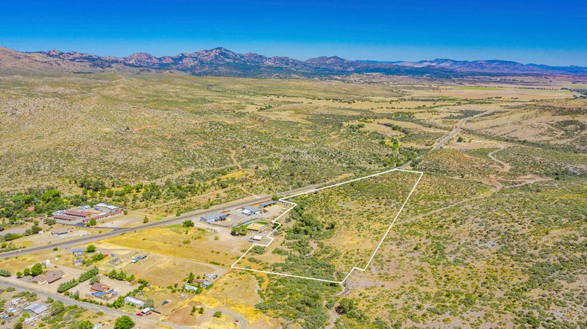 21755 S STATE ROUTE 89, -, Yarnell, AZ 85362