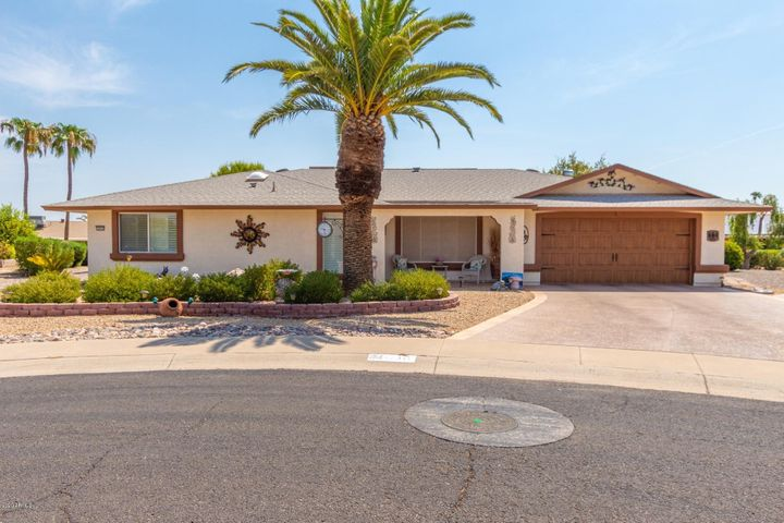12315 W SONNET Drive, Sun City West, AZ 85375