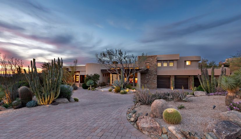 10194 E Running Deer Trail, Scottsdale, AZ 85262