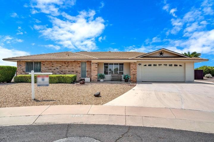 12402 N Cantata Court, Sun City, AZ 85351