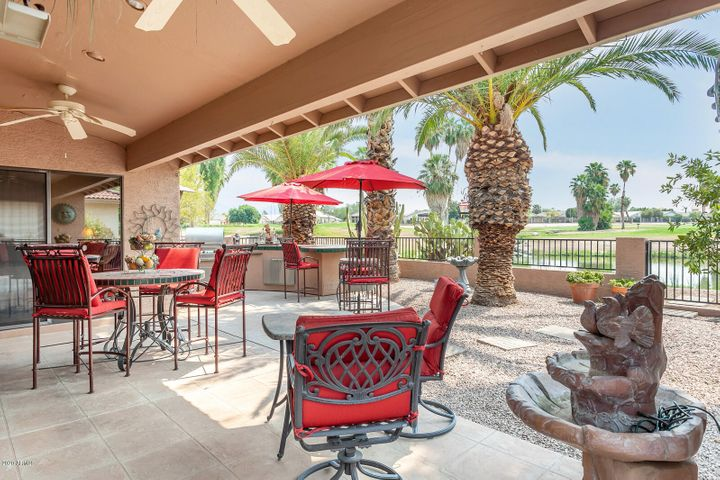 Beautiful Patio for Entertaining