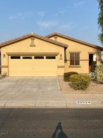 20524 N ALMA Drive, Maricopa, AZ 85138