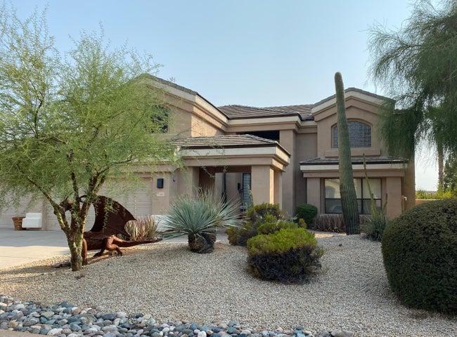 9121 E CALLE DE VALLE Drive, Scottsdale, AZ 85255