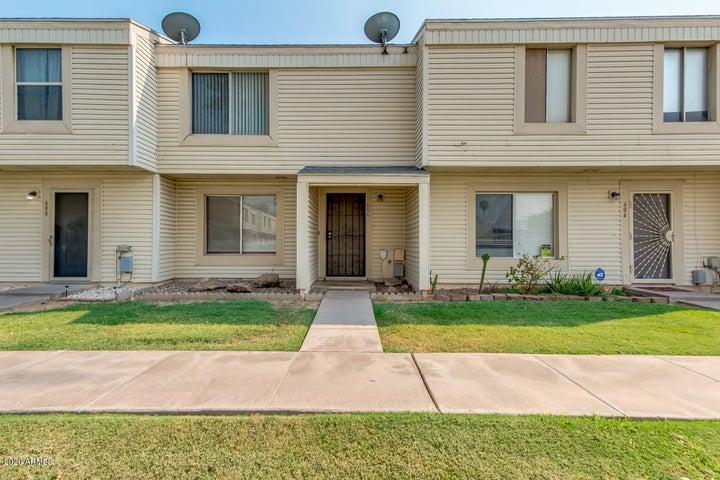 606 E REDMON Drive, Tempe, AZ 85283