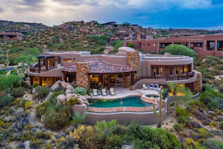 11081 E DISTANT HILLS Drive, Scottsdale, AZ 85262