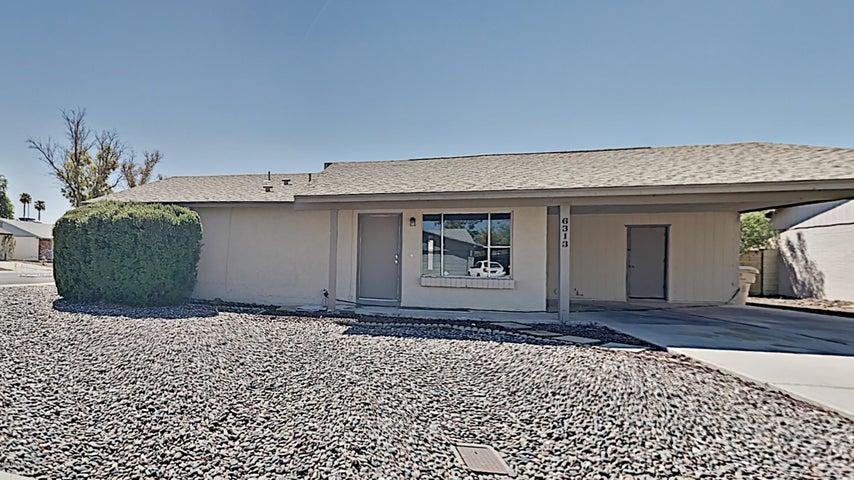 6313 W CAROL Avenue, Glendale, AZ 85302