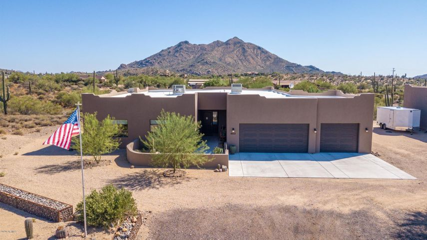 6653 E SABER Road, Cave Creek, AZ 85331