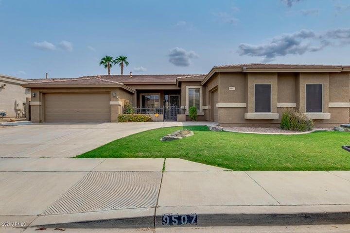 9507 E MONTE Avenue, Mesa, AZ 85209