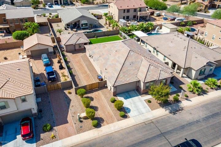 40959 W WALKER Way, Maricopa, AZ 85138