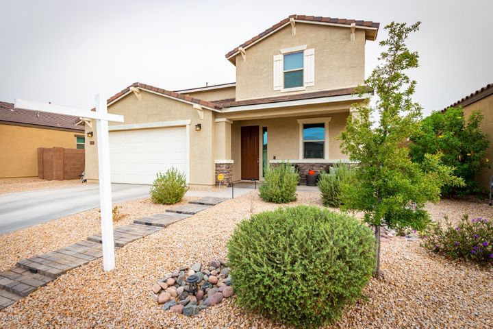 40043 W BRANDT Drive, Maricopa, AZ 85138