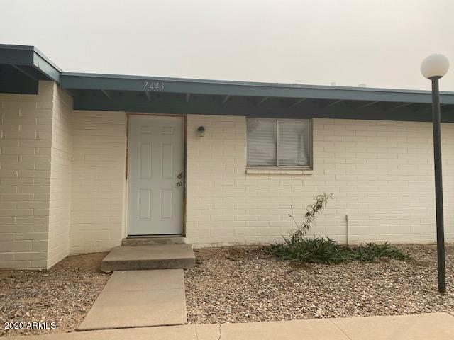 7443 E Desert Spring Drive, Tucson, AZ 85730