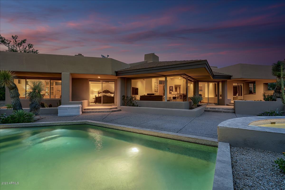 10705 E HONEY MESQUITE Drive, Scottsdale, AZ 85262