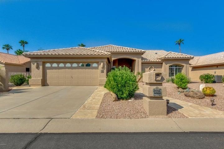 24922 S LAKEWOOD Drive, Sun Lakes, AZ 85248