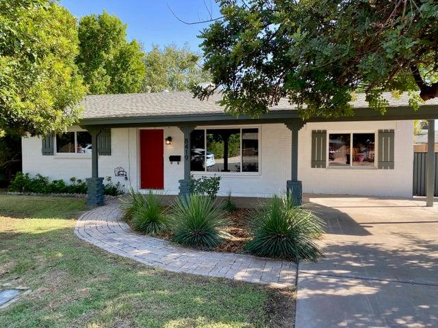 8419 E VISTA Drive, Scottsdale, AZ 85250