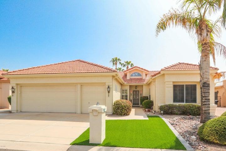 10425 E CHAMPAGNE Drive, Sun Lakes, AZ 85248