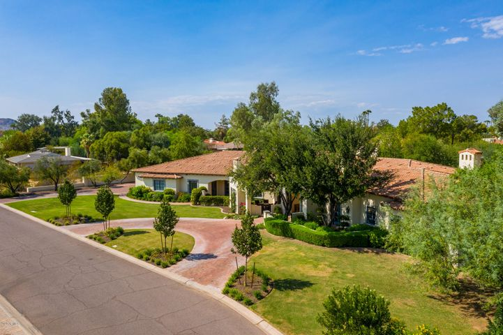 5924 E CABALLO Lane, Paradise Valley, AZ 85253