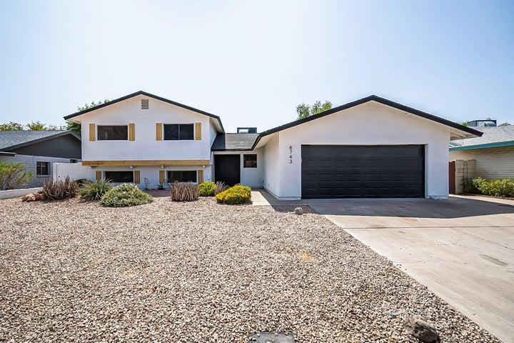 8743 E CHEERY LYNN Road, Scottsdale, AZ 85251