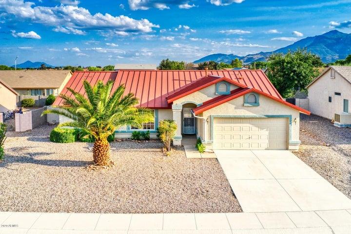 2664 RAVEN Drive, Sierra Vista, AZ 85650