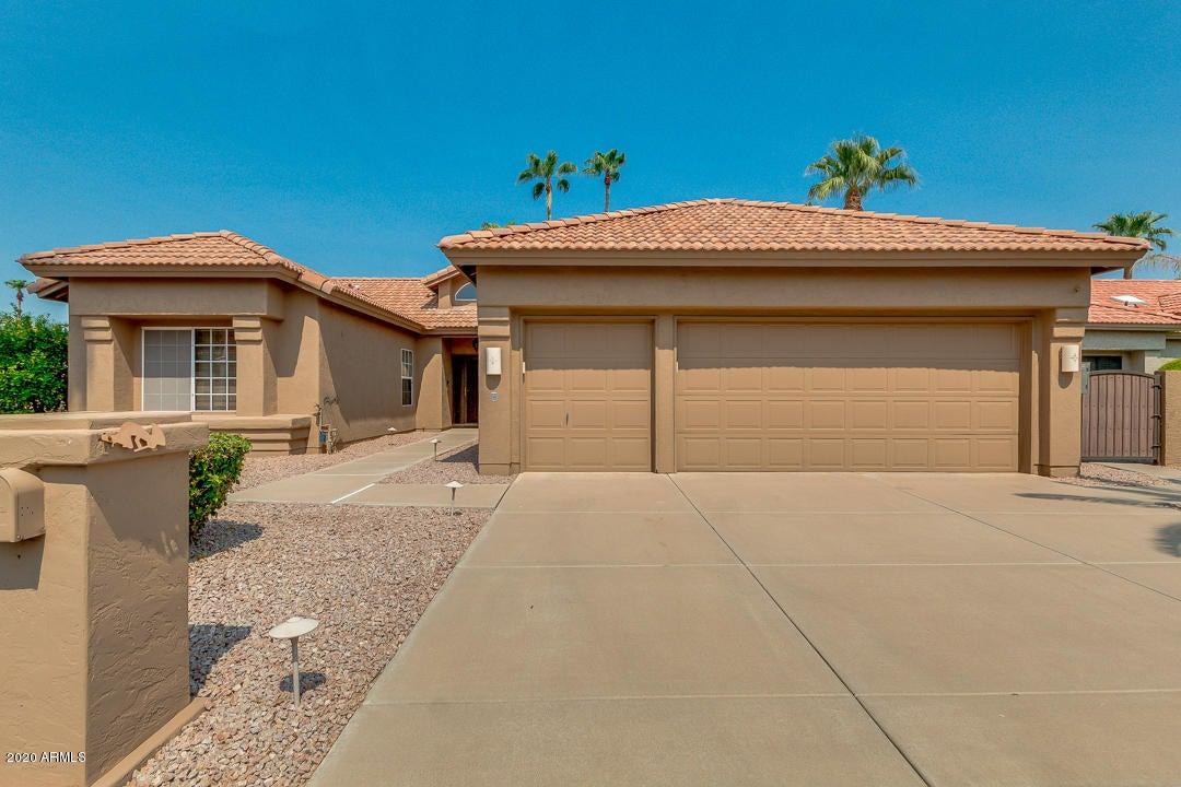10416 E HERCULES Drive, Sun Lakes, AZ 85248