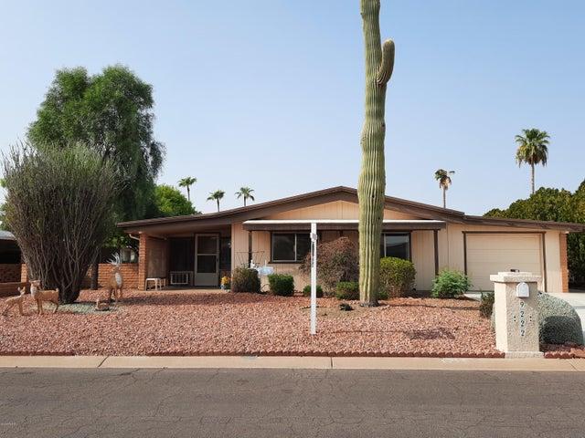 9222 E OLIVE Lane S, Sun Lakes, AZ 85248