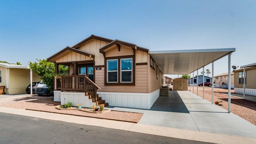 9431 E CORALBELL Avenue, 157, Mesa, AZ 85208