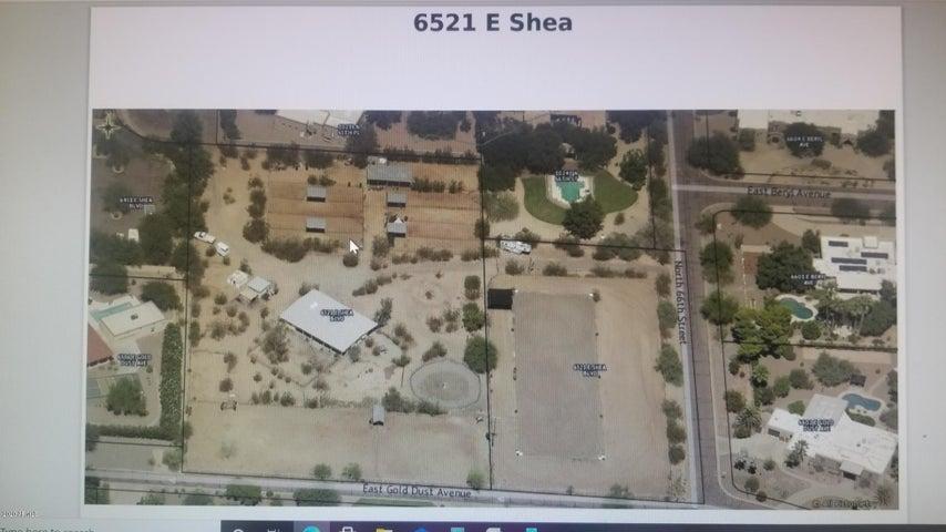 6521 E SHEA Boulevard E, Scottsdale, AZ 85254