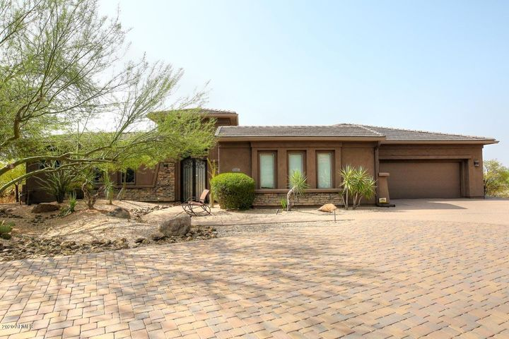 10115 E HAPPY HOLLOW Drive, Scottsdale, AZ 85262