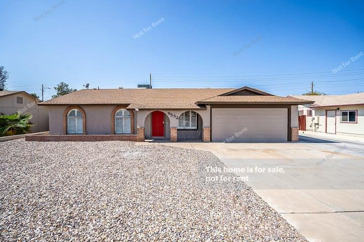 9532 N 74TH Drive, Peoria, AZ 85345