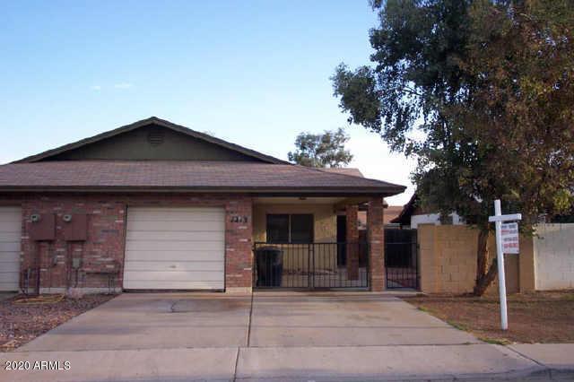 1213 E GLADE Avenue, Mesa, AZ 85204