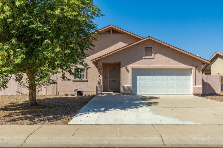 604 N ELM Street, Buckeye, AZ 85326