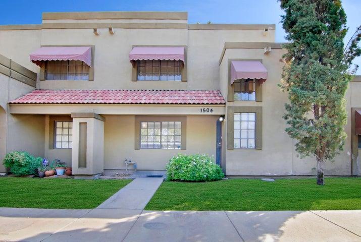 1504 W LA JOLLA Drive, Tempe, AZ 85282