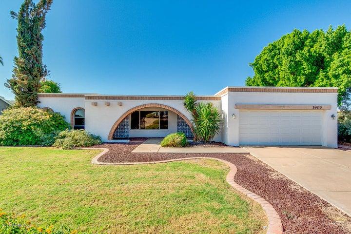 1803 E OXFORD Drive, Tempe, AZ 85283