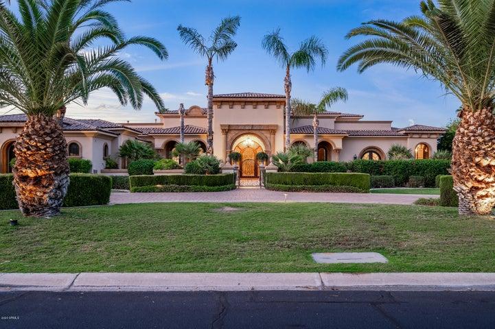 6852 E Fanfol Drive, Paradise Valley, AZ 85253