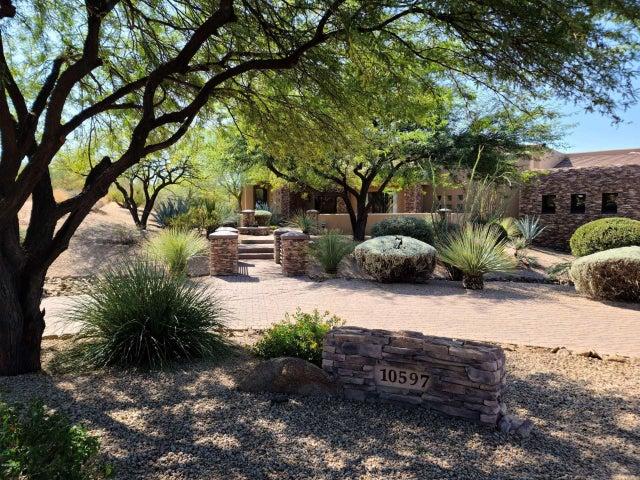 10597 E Troon North Drive, Scottsdale, AZ 85262