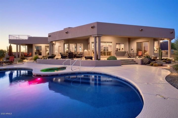 10537 E Skinner Drive, Scottsdale, AZ 85262